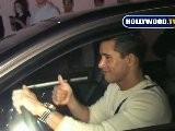 Birthday Girl Eva Longoria And Mario Lopez Leave Beso