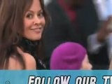 Brooke Burke Leaves The Kids Choice Awards On Saturday