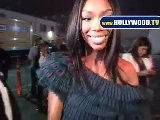 Brandy Joins The US Weekly Hot Hollywood Stars Who Care Event The Colony