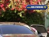 Ben Affleck And Jennifer Garner Out With Baby