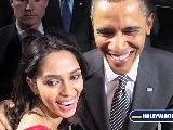 Bollywood Actress Mallika Sherawat Meets Barack Obama