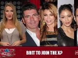 Britney Spears New X Factor Judge?