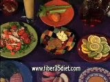 Brenda Watson&#039 S Fiber 35 Diet - Normal Vs. High Fiber Meals