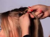 Braid Hairstyles: How To Do A Waterfall Braid