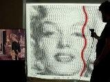 Barcode Marilyn Monroe