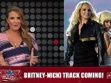 Britney Spears And Nicki Minaj Collaborate On Roman Reloaded