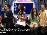 Brandy & Monica On BET 106 & Park