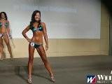 Bikini Int. Norddeutsche Meisterschaft 2011 Interview Siegerin Aline Zier - YouTube