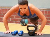 Bikini Workout For Women: Warm-Ups, Jumping Jacks, And Modified Push-U