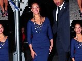 Beyonce Dons Victoria Beckham Dress For Michelle Obama&#039 S Fundraiser