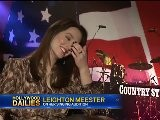 Country Strong - Leighton Meester Interview