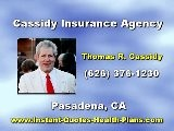 Cassidy Health Insurance Agency-Individual,Family,Medicare Supplements,Travel Insurance,Pasadena,CA