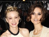 Carey Mulligan And Keira Knightley&#039 S Fashion Feud