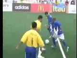 CHARITY MATCH IN BRAZIL