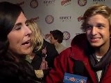 Cody Simpson Talks About New Song At Popstar 12 In ' 12 Party