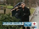 CBC' S Ryan Vella Reports On What To Do With Your Gift-related Trash