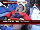 Six-month-old Girl Found Abandoned On Kolkata-bound Train