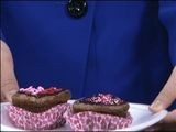 Cooking With Maria: Sweetheart Brownies 2-8 6am
