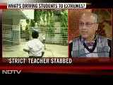 Chennai Student Kills Teacher In Classroom