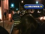 Cheryl Burke Leaves Villa With Kelly Monaco