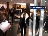Ciara Shops It Up On Robertson