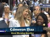 Celebrity GPS: Featuring Cameron Diaz, Amber Heard, Christie Brinkley And Sacha Baron Cohen