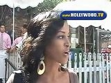 Claudia Jordan Has Lunch At The Ivy