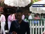 Chris Rock Leaves The Ivy