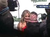 Cameron Diaz Is Lady In Red At Chinese Theatre