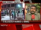 Chennai Bank Robberies: Five Suspects Killed In Encounter