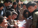 Chinese Candidates Harassed In Chengdu Local Elections