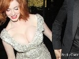 Christina Hendricks Is Latest Phone Hackin Victim, But Nude Photo Isn&#039 T Her