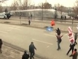 Clashes In Ankara Over Court Ruling