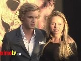 Cody Simpson THE HUNGER GAMES World Premiere Arrivals