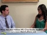 Cincinnati Ben-Gals Cheerleader Audition Tips!