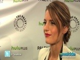 Castle&#039 S Gorgeous Stana Katic: Beckett Gets To Talk About Boys!