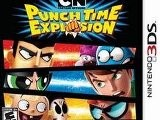 Cartoon Network Punch Time Explosion 3D 3DS Game Rom Download USA
