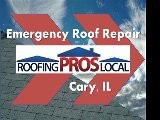 Cary Emergency Roof Repair