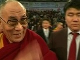 Dalai Lama Visits Mongolia