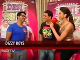 Desi Boyz Tell The Mantra To Woo A Woman