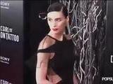Dragon Tattoo Stars Praise The Amazing Rooney Mara And Handsome Daniel Craig