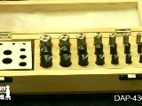 DAP-430.00 - Deluxe Disc And Doming Set, 22 Pieces -