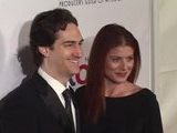 Debra Messing Seen For The First Time Since Split
