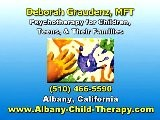 Deborah Graudenz, MFT|Child & Adolescent Therapy,Play Therapy,ADHD,Autism,Family Therapy,Albany,CA