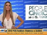 2012 PCA Fashion Recap: Vanessa Hudgens & Ashley Greene