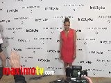 Dania Ramirez Forevermark And InStyle Golden Globes 2012 Event EXCLUSIVE