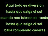 Don Omar - Hasta Que Salga El Sol LYRICS