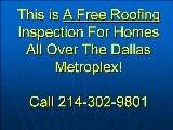 Denton Roofing - 214-302-9801