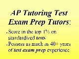 Daly City AP Exam Test Prep Tutoring