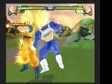 Dragonball Z Budokai Tenkaichi 3 Vegeta Vs Goku